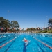 Macquarie University Sport & Aquatic Centre, 50m pool.