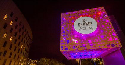 Deakin University ranket som verdens beste i idrett og ernæring