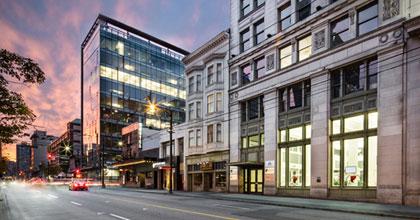Studere i Vancouver, Canada