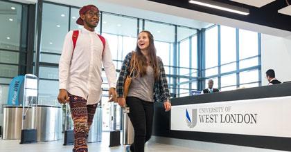 Nytt samarbeid med University of west London